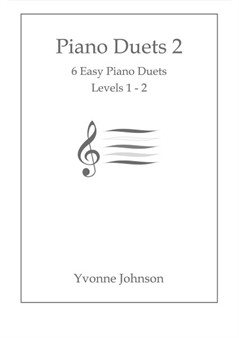 Piano Duets Bk.2  - 6 Easy Duets Levels 1 - 2